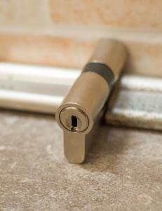 Cilinderslot vervangen