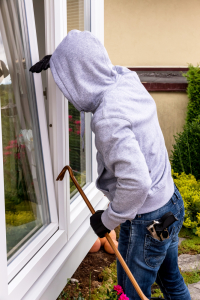 Het gevaar van open deuren en ramen