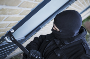 Secu beveiliging - voor deuren en ramen - tegen inbrekers
