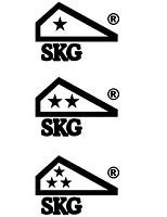 SKG-Keurmerk 1,2 of 3 Sterren
