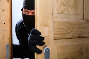 Laat uw huis beveiligen tegen inbraak