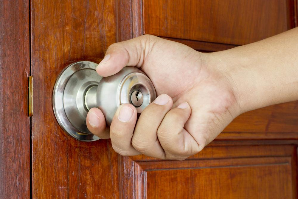 Sloten Openen Zonder Sleutel Klusje Voor Slotenmaker 365