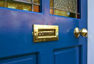 Voordeur beveiliging