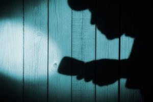 SKG sloten verplaatst zich in de inbreker