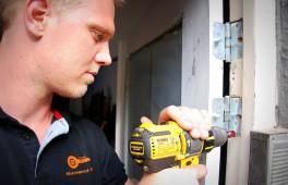 slotenmaker sloten schadevrij installeren