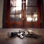 sleutel vergeten
