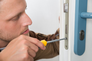deurslot erin maken
