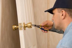 sleutel afgebroken in slot huis