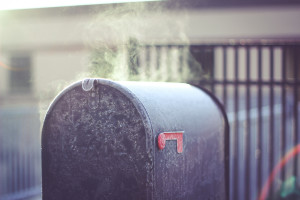 Sleutel brievenbus kwijt