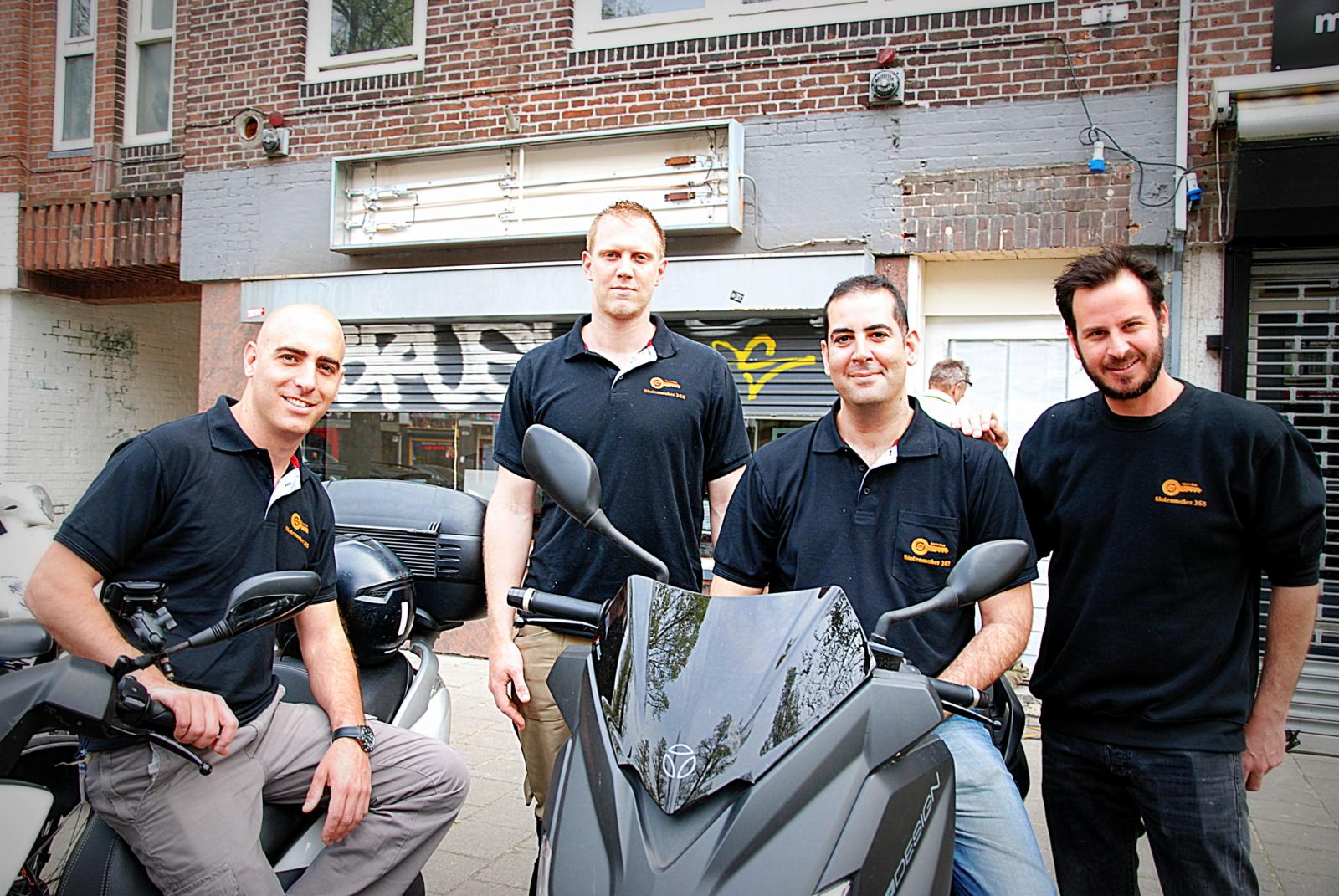 Slotenmaker 365 team